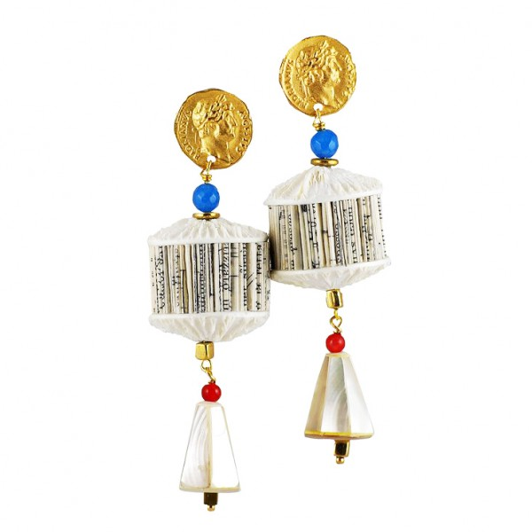CRIZU_FOLDED_BOOKS_PAPER_EARRING_DESIGN_HAND_MADE_ITALY_OLIMPIA_